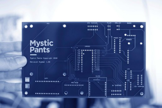 "Photography ""MYSTIC PANTS"" 2018"